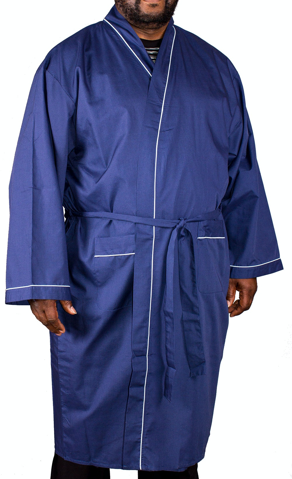 Espionage Traditional Dressing Gown